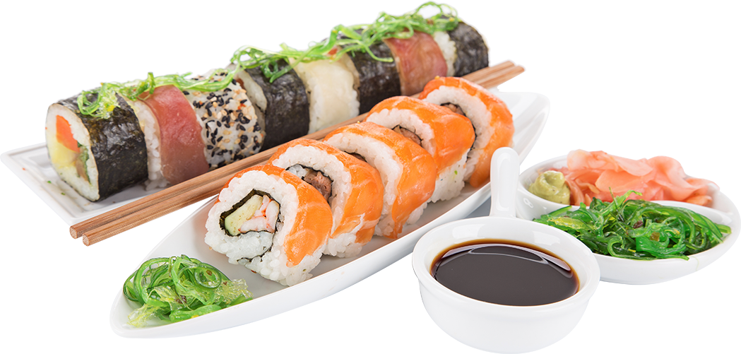 sushi restaurant example for lead magnet tutorial