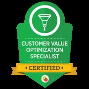 Customer Value Optimization Specialist Daniel Bussius