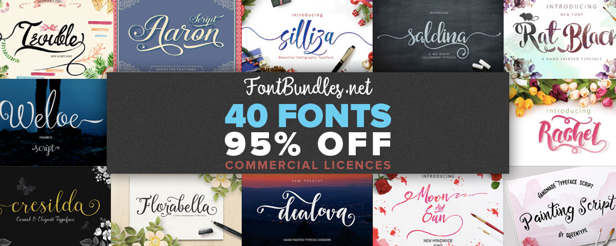 tools the pros use-font-bundles