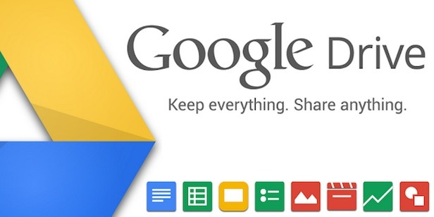 tools the pros use-google drive