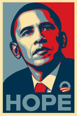 How to love your customers and prospects_Barack_Obama_Hope_poster