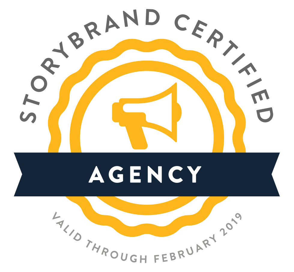 Built By Love Agency is Storybrand Certified