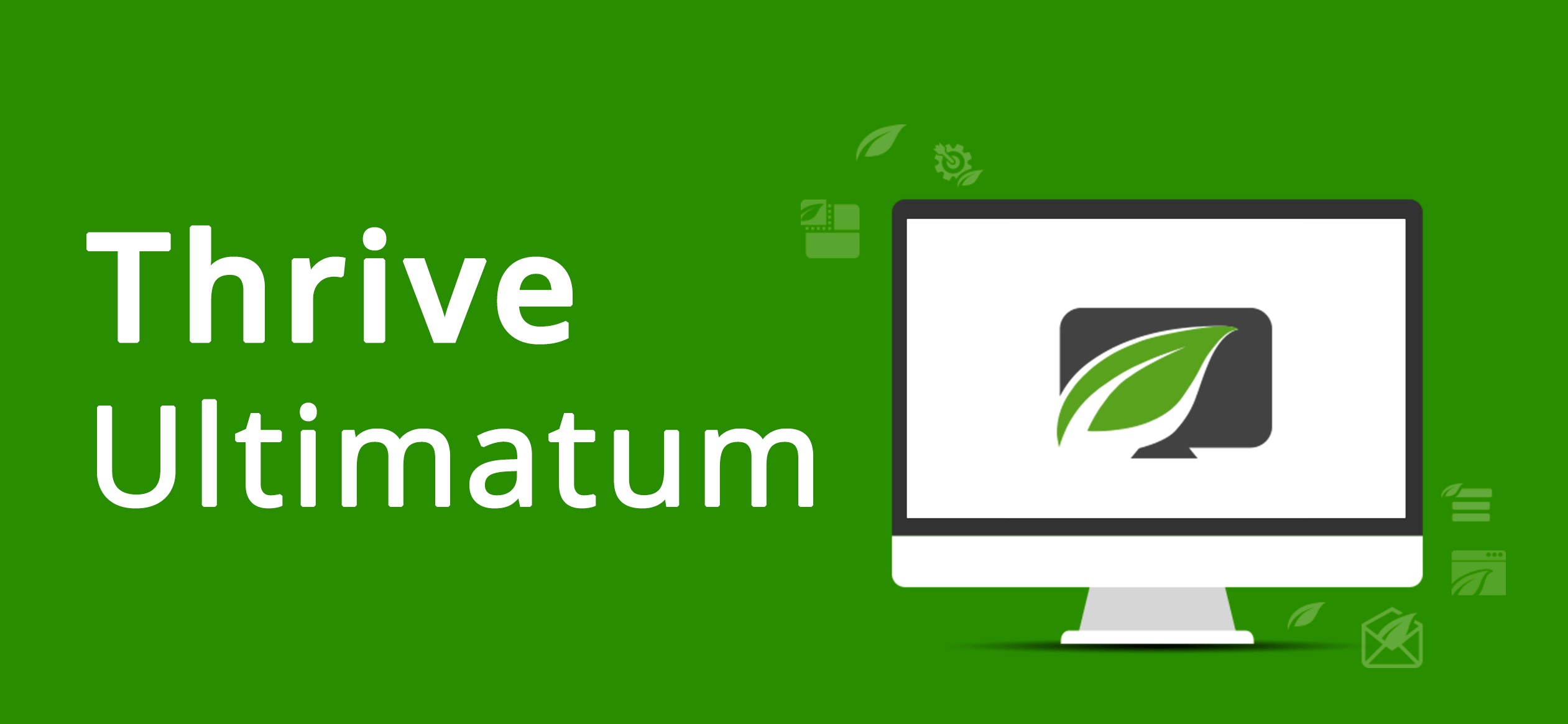 Thrive Ultimatum Review by Daniel Bussius