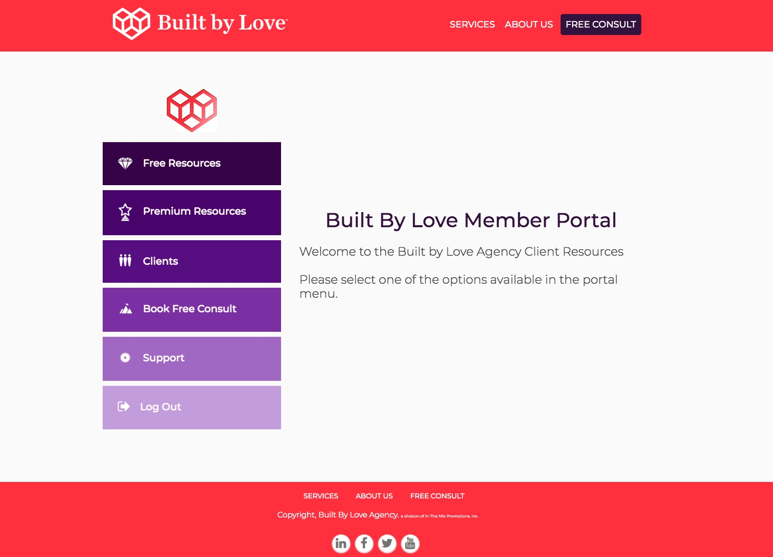 Built By Love AccessAlly Portal - The Ultimate Tools The Pros Use Guide