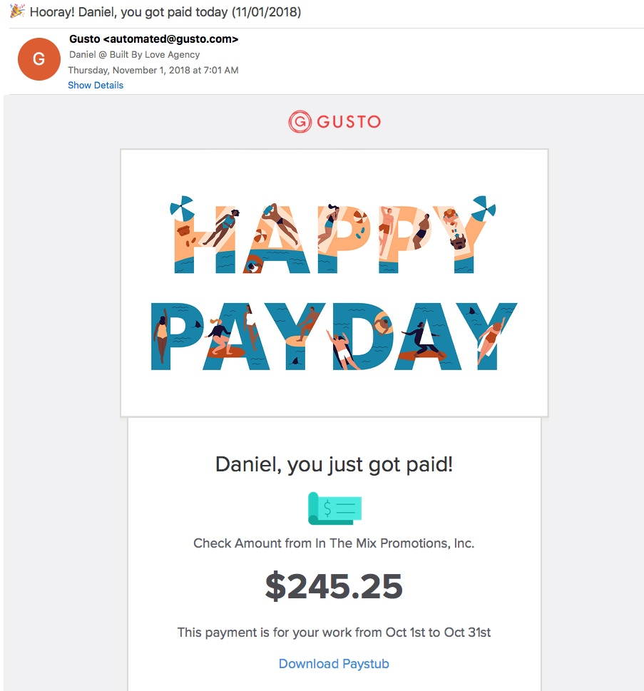 Gusto payday - ultimate guide for tools the pros use