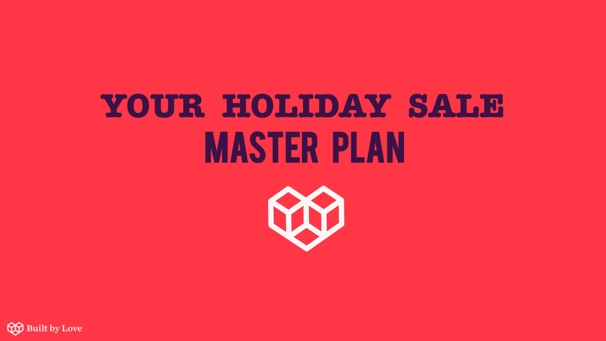 How To Create A Successful Holiday Sale - Daniel Bussius