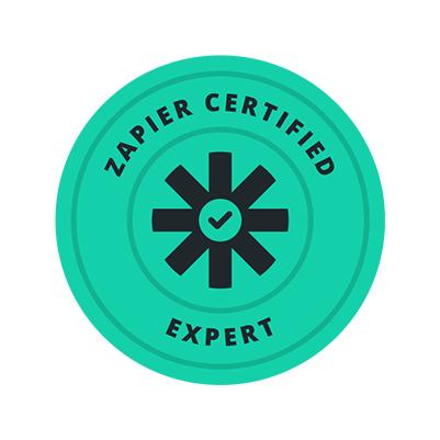 Daniel Bussius Zapier Certified Expert