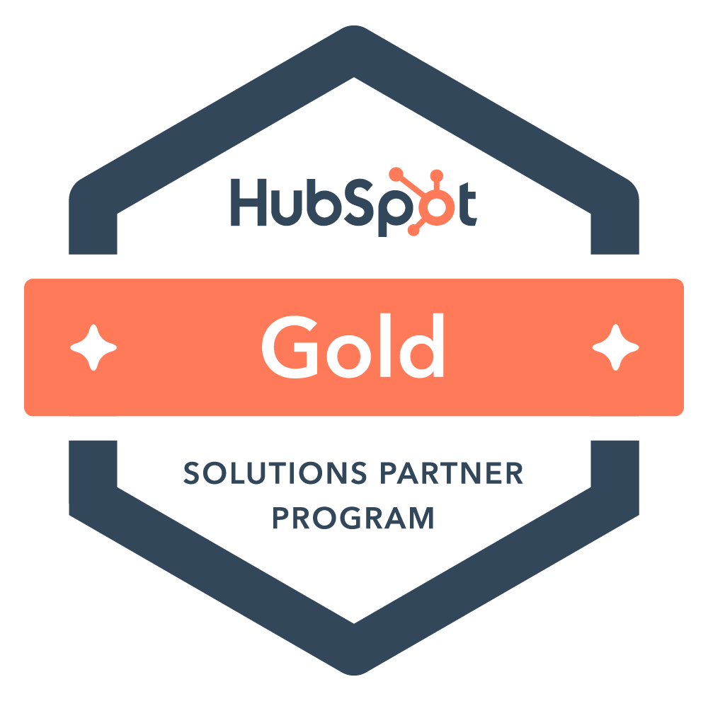 Daniel Bussius Hubspot Gold Badge