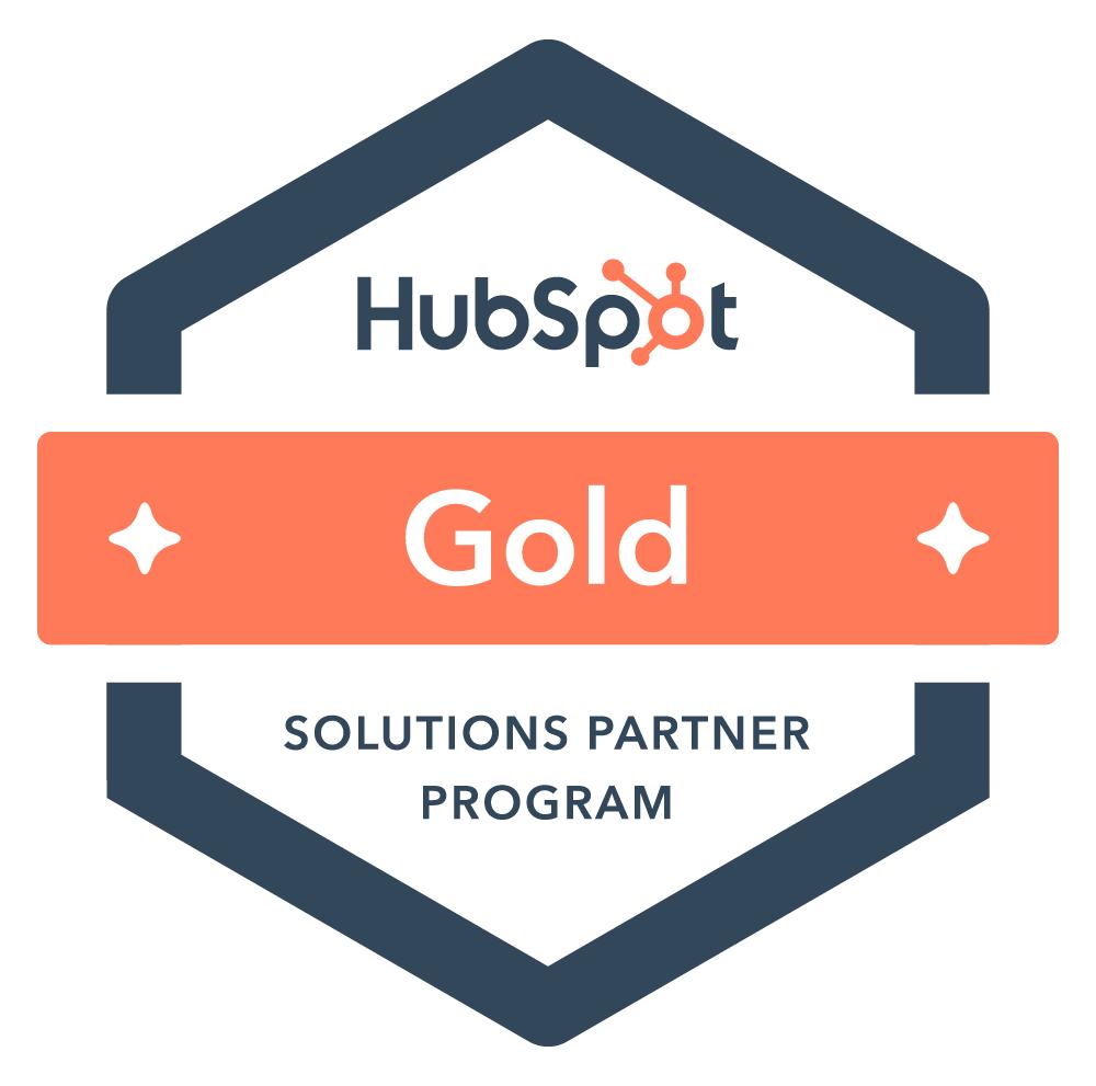 Daniel Bussius Hubspot Gold Badge