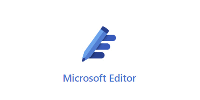 microsoft editor logo a recommended tool in the tools the pros use guide 2021