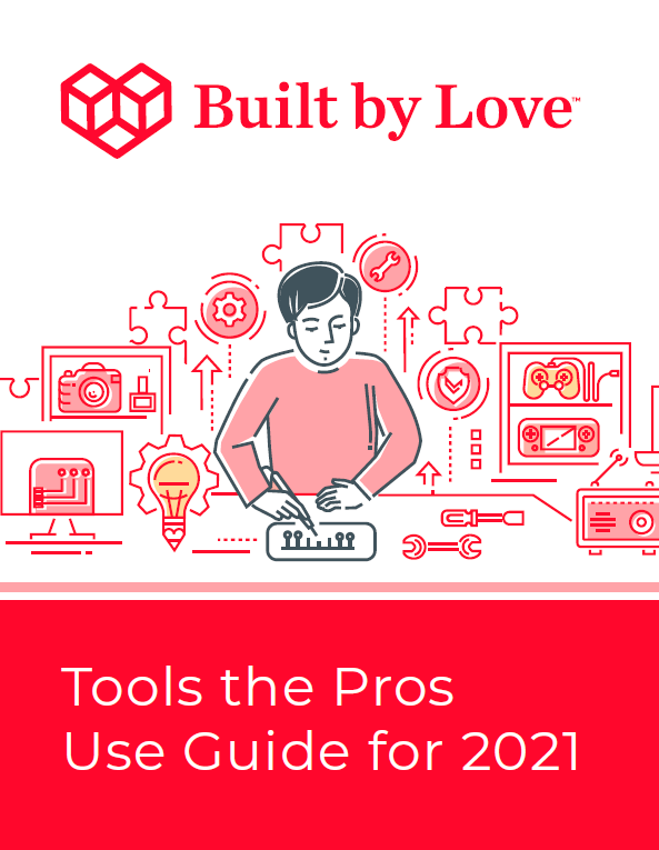 Image of the Tools the Pros Use Guide PDF