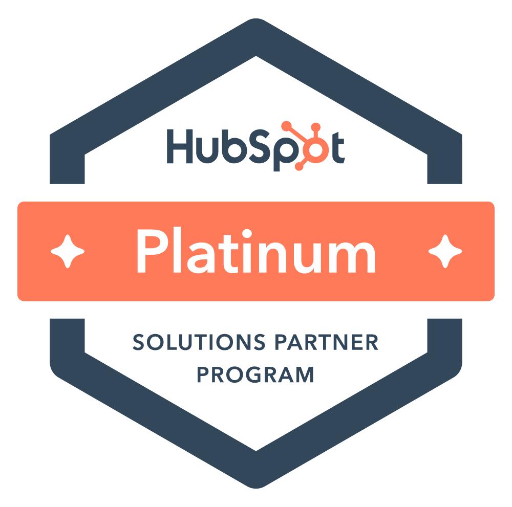 Daniel Bussius Hubspot Platinum Badge