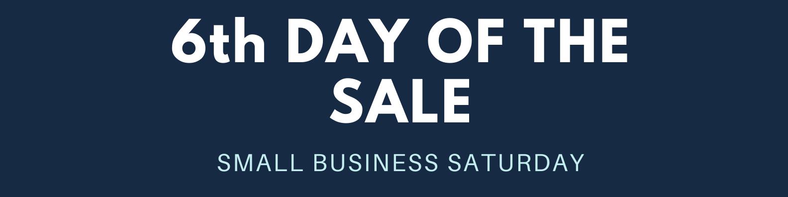 2021 Black Friday Marketing Strategy Small Business Saturday