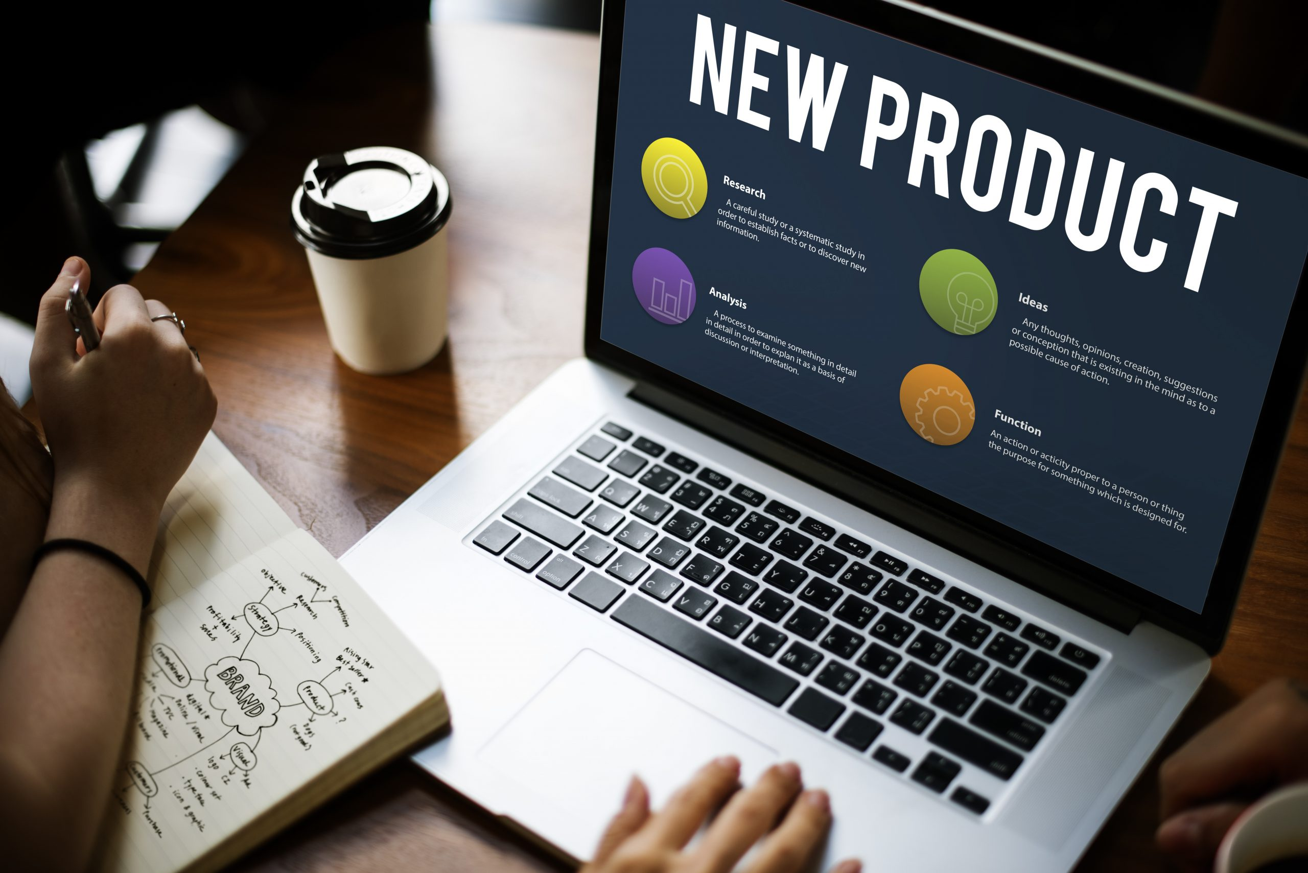 2021 Black Friday Marketing Strategy (2) Cyber Monday new products